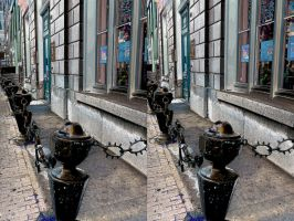 The HDR Street Of Sadism Is Hideous In The Extreme by aegiandyad