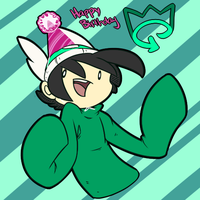 Happybdayfking by Dipschtick
