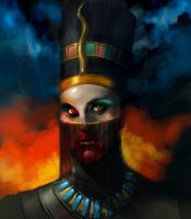 QUEEN OF THE NILE by nelson808