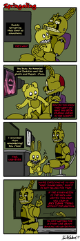 Springaling 276: Driving the Author's Fiat by Negaduck9