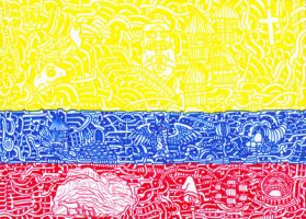 The Colombia by OKAINAIMAGE