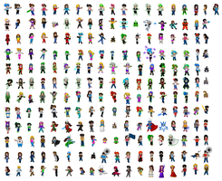 Sprites - Updated 10-15-11 by ShutUpSprinkles