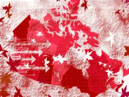 Vector :Abstract Canada: by Juriipauriku