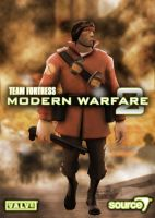 Team Fortress Modern Warfare 2 by DrinkerTH
