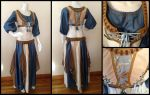 Mission Blue Butterfly Outfit by Mink-the-Satyr