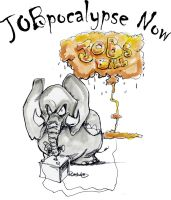 Jobpocalypse now by sketchoo