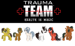 Trauma team - Health is magic by Sc0t1n4t0r