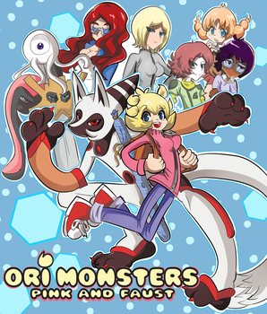 Ori Monsters by Kell0x