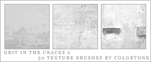 Icon Texture Brushes Two by magdalena-stock