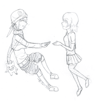 Come with me! WIP by Tess-Is-Epic