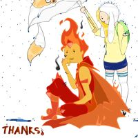 Thanks Everyone! by AskFlamePrince