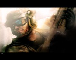 Ghost Recon Advanced War by igotgame1075