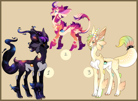 Mantafae collab auction [CLOSED] by Kemikel