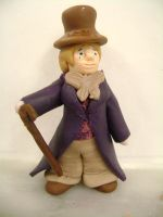 Willy Wonka by OliveDrop