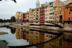 bridge in girona by zeyus