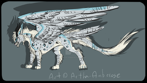 Feline-based Dragon Auction - CLOSED by Artha-Demon