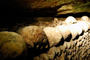 catacombs 2 by beckawalley