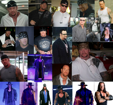 undertaker: mark calaway by celtakerthebest