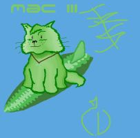 Mac III: For Anarfish by X24R0C57