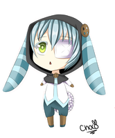 Triangle Chibi: ALEX by Choaru