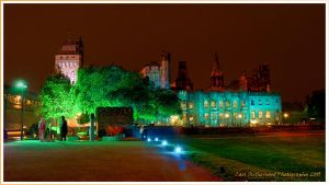 Cardiff Castle Halloween 2009 by The-Rover
