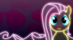 Fluttershy Wallpaper by AllicornUK