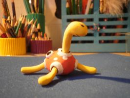 shuckle figure 2 by ChibiLinda