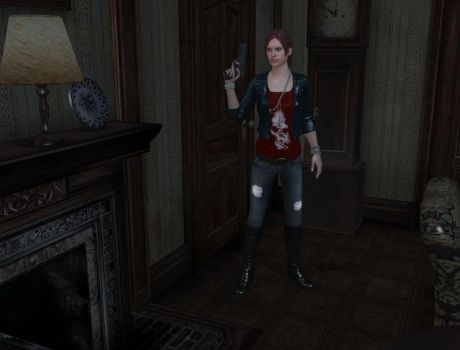 Claire Redfield Mod by ItalianUtent