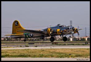 B-17 2010 by AirshowDave