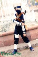 Kakashi kid by Naty2j