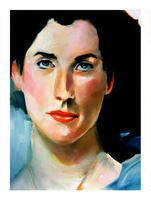 Sargent Oil Study by NightsJester