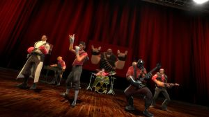gmod- Yet another band picture by Stormbadger