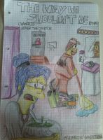Chapter 25: Homer the janitor by sosimpsy
