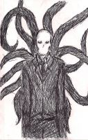 Slenderman by Faceless-Tsundere
