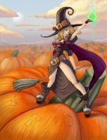 pumpkin patch   ITS by intheswamp