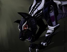 Ravage by MorgueArt