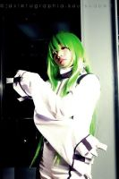 C.C from Code Geass by witchofNABI