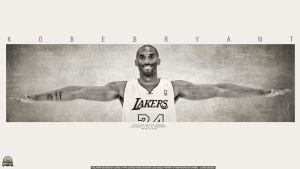 KB24 Wallpaper by lisong24kobe
