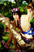 Kororo of Shaman King by Animaidens