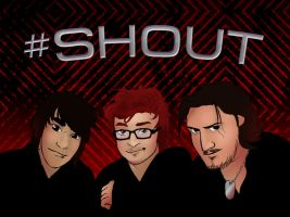 Commission: #Shout by s0alaina