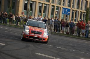 Rally Racer by Wilczoor