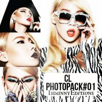 CL (2NE1) - PHOTOPACK#01 by JeffvinyTwilight