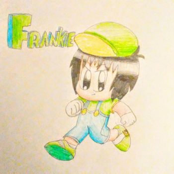 Frankie (Pose 2) by FWAOfficial