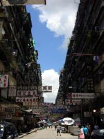 Old Hong Kong buildings 17 by calvinization