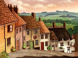 Village by roby-boh