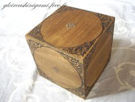 Oriental cube by GreatShinigami