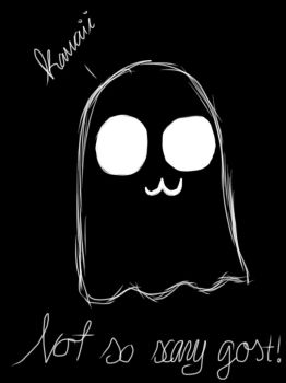 Ghost by Fimili