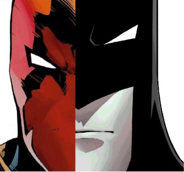 Under the Red Hood by DarthDizzle