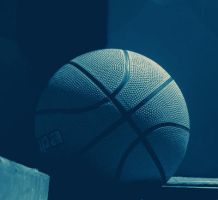 bball at rest by floripecampii