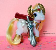 Real Custom She-Ra by customlpvalley